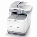 OKI C3530 Colour MFP Photocopier Multifunction