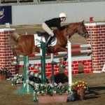 Sam Tripp and banjo area 1 jumping