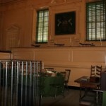 Courtroom Independence Hall