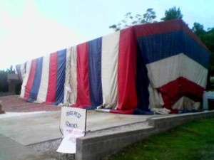Fumigation Tent